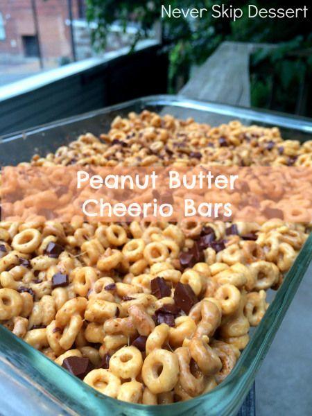 how to make marshmallow treats with cheerios
