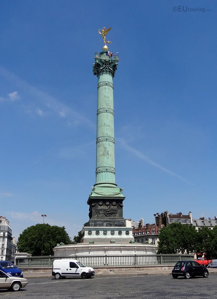 bastille monument paris