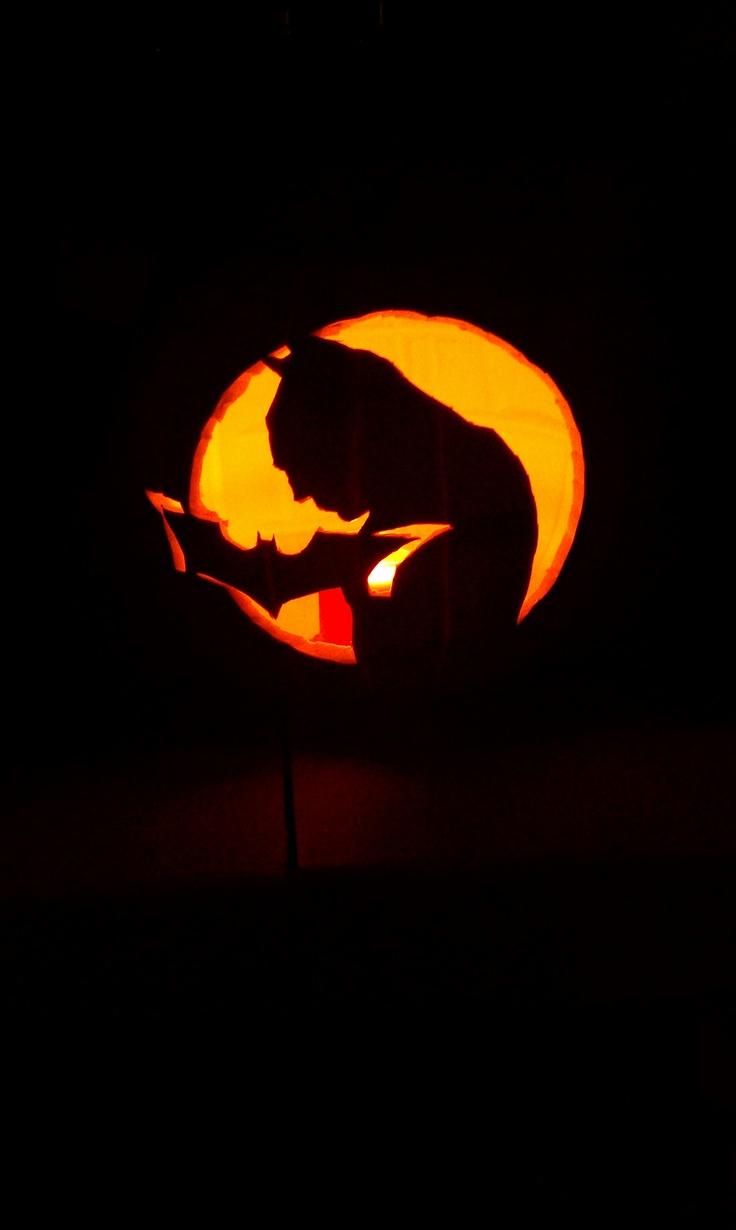 Best 25+ Batman pumpkin ideas on Pinterest | Batman pumpkin ...