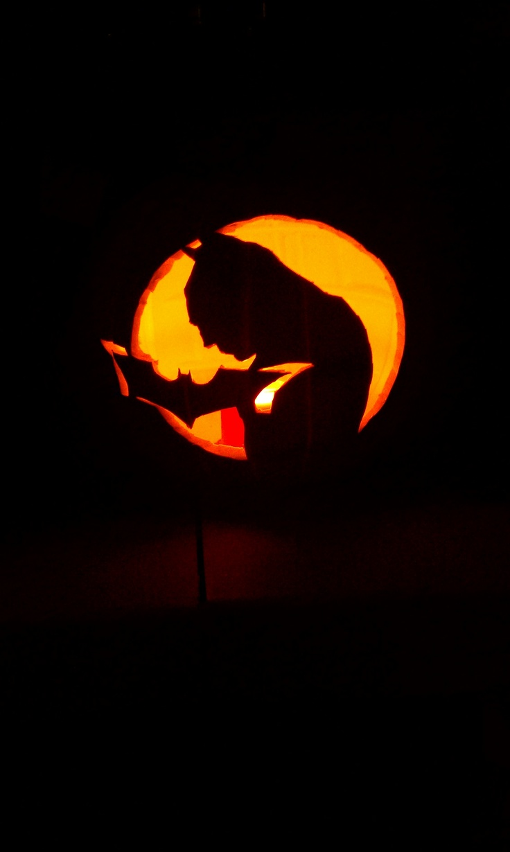 1000 Ideas About Batman Pumpkin On Pinterest Batman