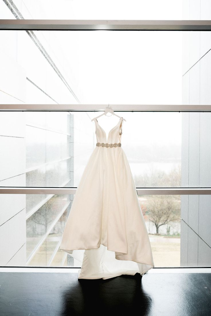 Sophisticated Soiree At A Presidential Library In Little Rock