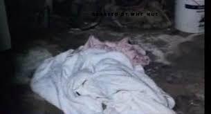 Image result for jonbenet ramsey body