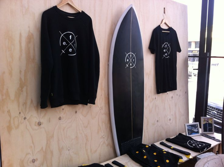 Surfboards and fashion