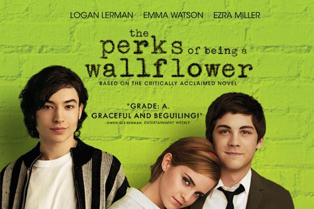 The Perks of being a Wallflower - where Percy Jackson and Hermione Granger fall in love in Pittsburgh