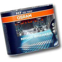 Cheap Osram Night Breaker Plus H7 Car Headlight Bulbs Twin Pack 12V55W 64210 NBP…