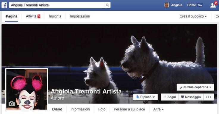 Facebook vai e clicca su mi piace. http://www.facebook.com/TremontiAngiola
