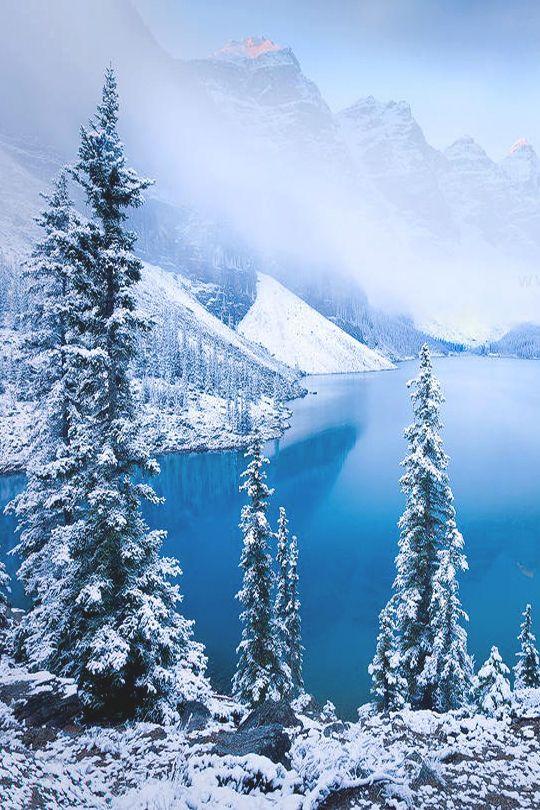 Moraine Lake - Alberta, Canada www.PhanDental.com https://www.Facebook.com/PhanDentalYeg https://Twitter.com/PhanDental