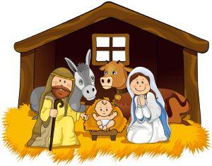 nacimiento de jesus para niños - Buscar con Google