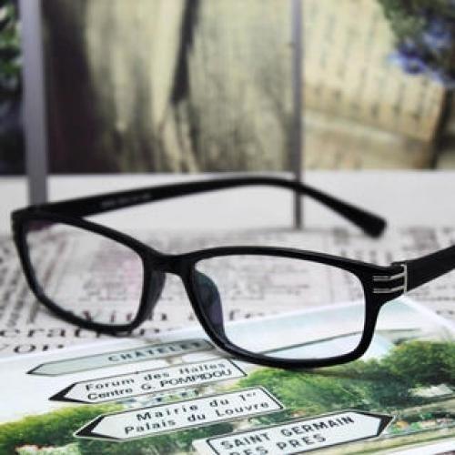 Leopard-Print Glasses