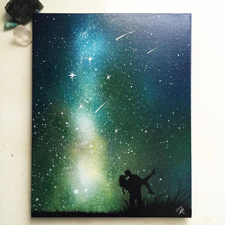 Sanatlı Bi Blog Galaksi ve Gökyüzünün Sonsuzluğunu Musmutlu Bir Hikaye ile Tamamlayan Sanatçı 4