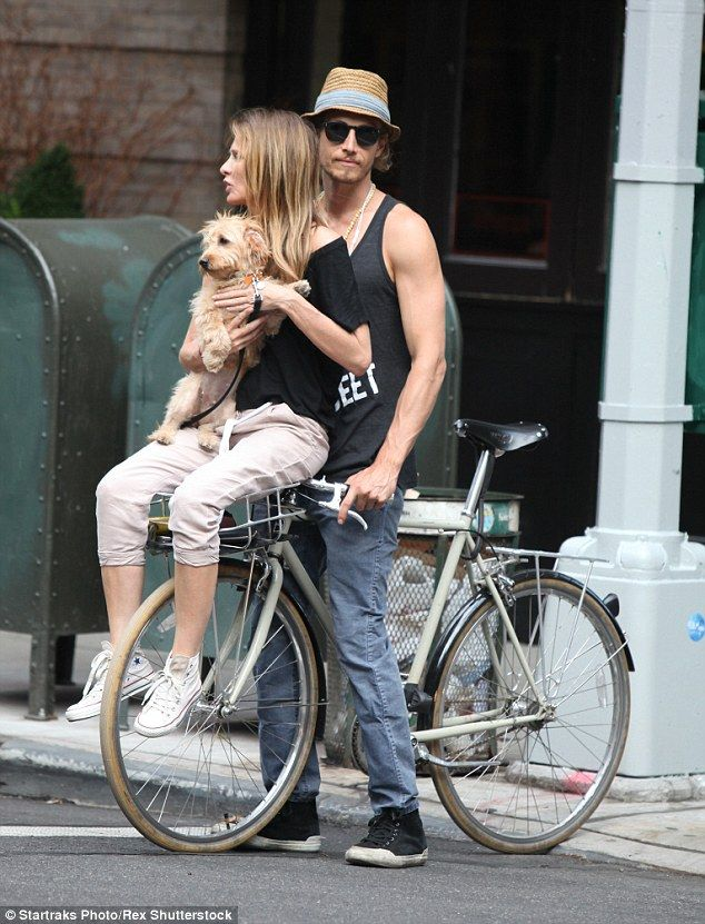 Carole Radziwill, 51, and boyfriend Adam, 29, still going strong #dailymail