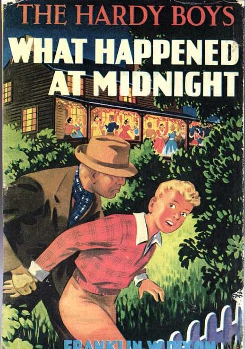 Midnight S Children Book Cover ~ Best images about hardy boys books on pinterest s