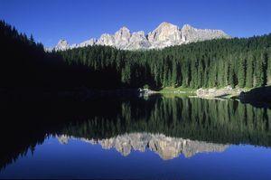 Lago di Carezza, Alto Adige