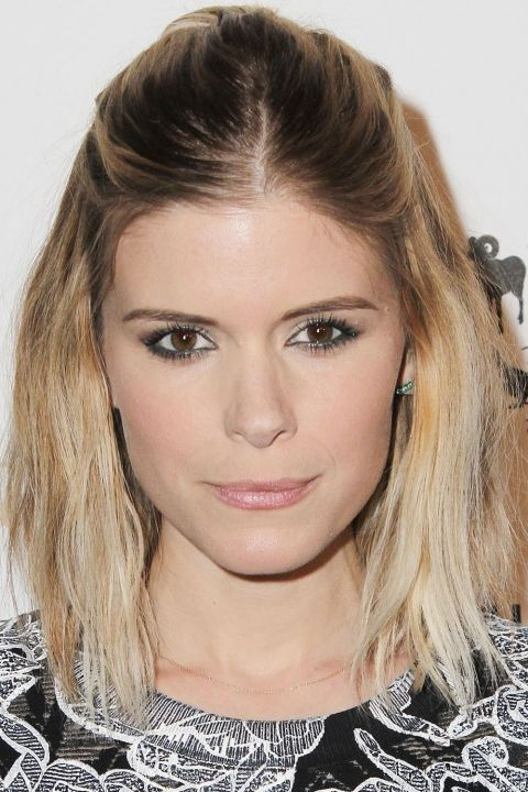 Kate Mara Opts For Simple Scraped Back Style For The Humane Society Benefit Gala, 2014