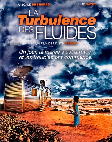 La Turbulence des fluides : Affiche Gabriel Arcand, Geneviève Bujold, Hiro Kanagawa, Jean-Nicolas Verreault, Ji-Yan Seguin