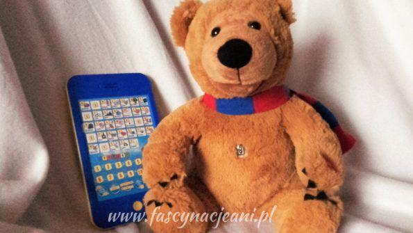 Miś Horacy – zabawka, która podbija serca dzieci. | Fascynacje Ani