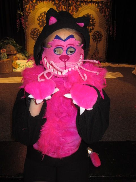 Our Cheshire Cat