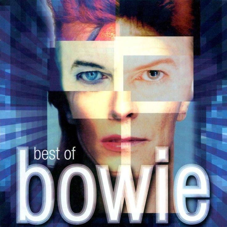 David Bowie - Best Of Bowie (2CD) #davidbowie