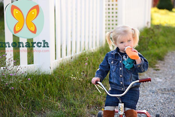 The Original Squeeze..!!! Ideal para snacks saludables para tus hijos y toda la familia... Disponible en Monarch Baby