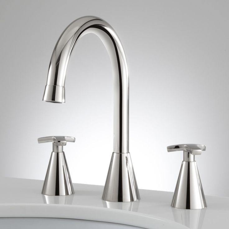 19 best bath faucets - 3 hole images on Pinterest   Widespread ...