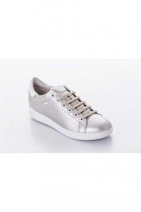 Ezüst Geox Női Utcai cipő