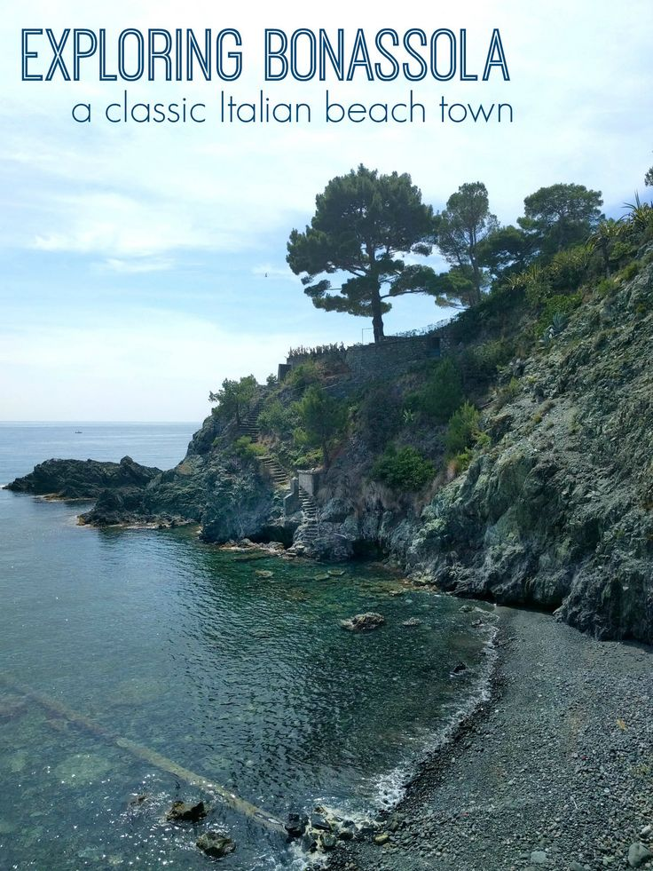 Exploring Bonassola on the Ligurian coast of Italy, and the walking bike path from Levanto and Cinque Terre.
