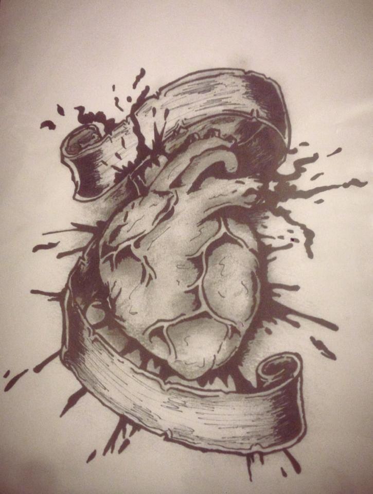 Sore heart