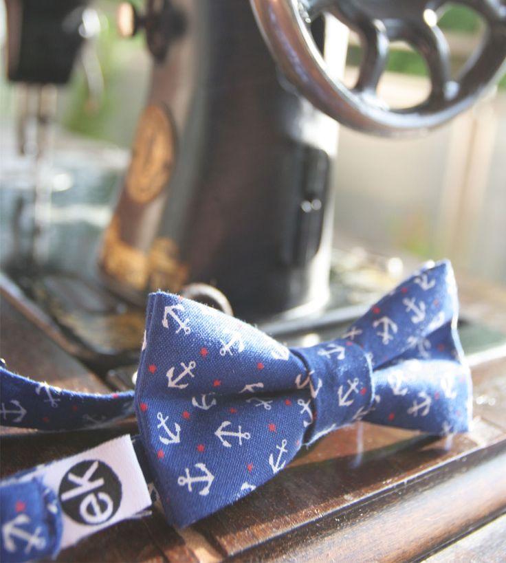 Zakotwiczona Mucha  #ek #edytakleist #dodatek #styl #look #boy #men #wedding #dziecko #elegant #muchawwieloryby #handmade #suit #muchasiada #rzeczytezmajadusze #instaman #neckwear #instagood #instaman #finwal #bowtie #bowties #mucha #muchy #prezent #gift #instalike