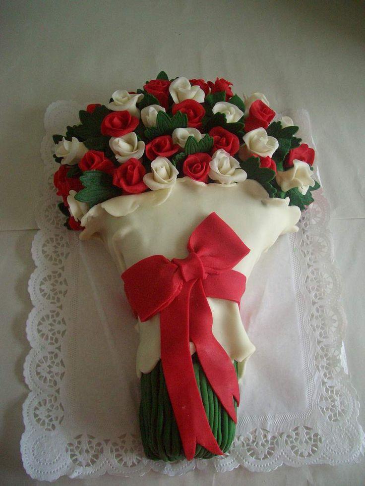 Dort • kytice růží