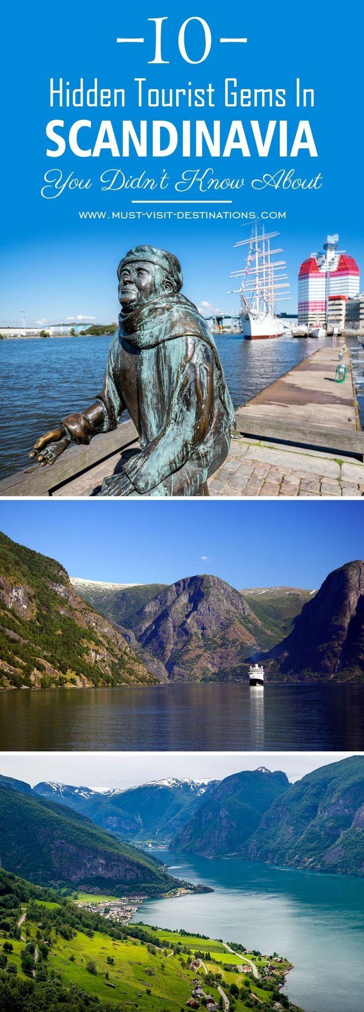 10 Hidden Tourist Gems In Scandinavia You Didn't Know About #Scandinavia #travel