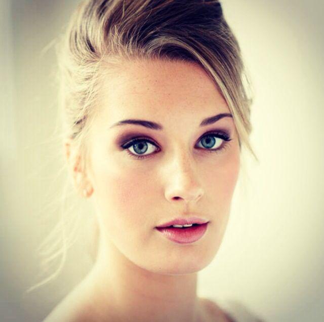 Wedding makeup by Simone Thurlow Makeup