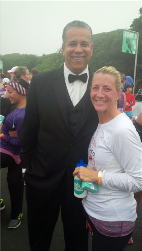 Nike San Francisco marathon review. Check out Lori's journey to finding her happiness and balance with running races again!