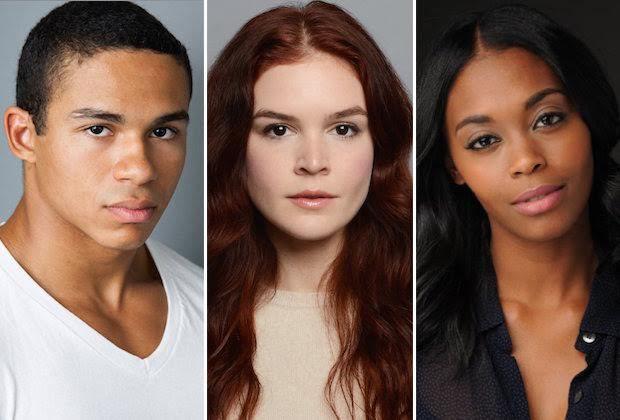 Noah Gray-Cabey, Emily Tyra et Nafessa Williams, nouvelles recrues de Code Black