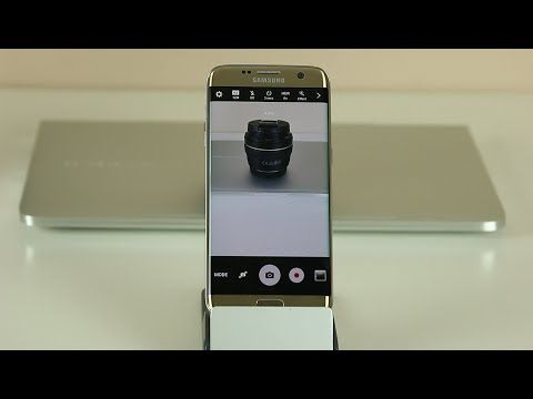 Samsung Galaxy S7 Edge Camera Tips, Tricks, Features and Full Tutorial - YouTube