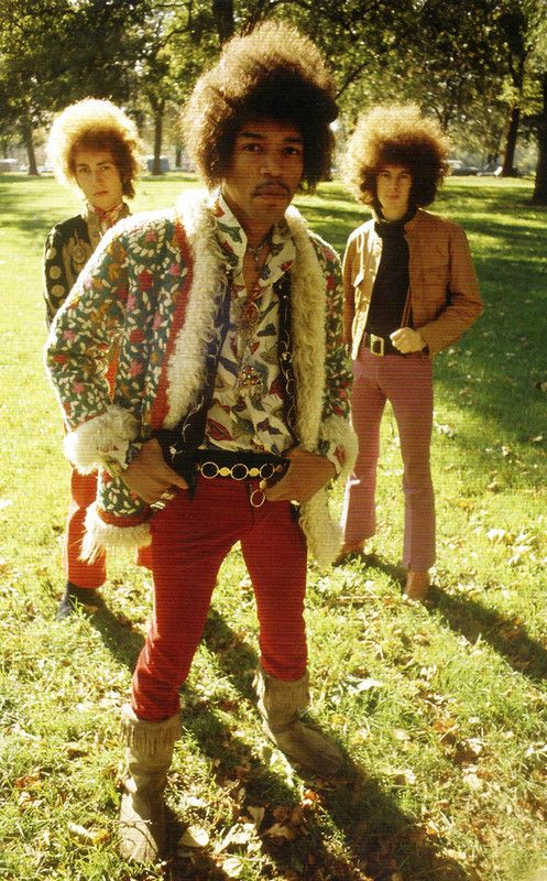 The Jimi Hendrix Experience                                                                                                                                                                                 Plus