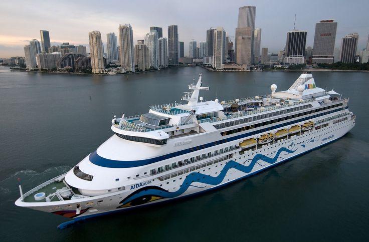 #AIDA #AIDAaura #Miami #Kreuzfahrtschiff #Kreuzfahrt #Kreuzfahrtberater #Schiff #cruise #Reise #Travel #Schiffsreise #Urlaub