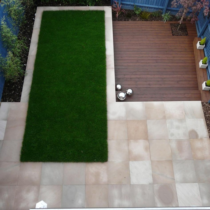 Polished, natural sandstone Simplypaving.com - Gallery -