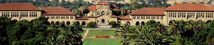 Stanford Universty High School, perfect for the child on the move...
