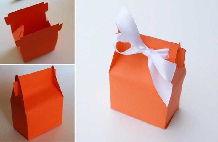 Cajas de regalo auto-plegables, salto sobre brecha religiosa, cajas de regalos hechos en casa, cajas de regalo DIY   afamily