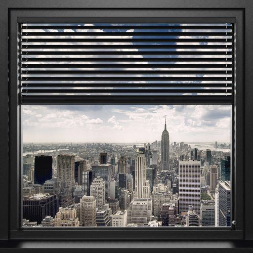 Deco Block 'New York Fenster Lamellen' Fotodruck Jetzt bestellen unter: https://moebel.ladendirekt.de/dekoration/bilder-und-rahmen/bilder/?uid=34ed285e-a25f-5f20-a7a0-023003392714&utm_source=pinterest&utm_medium=pin&utm_campaign=boards #art #bilder #rahmen #wall #dekoration