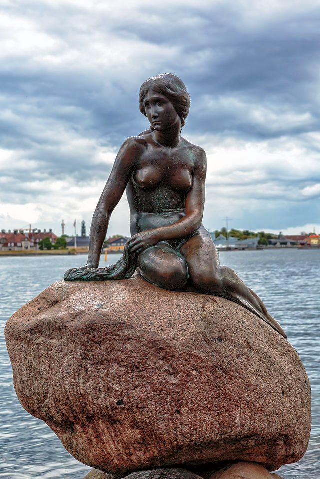 Little Mermaid_Copenhagen_Denmark
