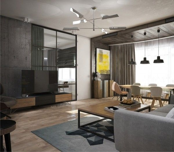 Studio Apartments For Young Couples Interior Pinterest
