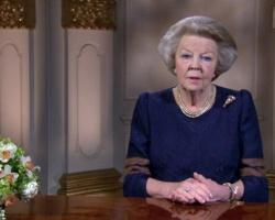 De toespraak van Hare Majesteit de Koningin Beatrix