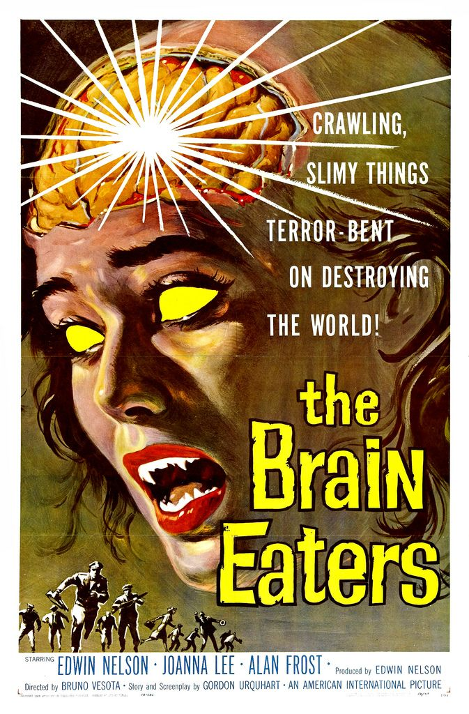 """Пожиратели мозгов"" (1958)"