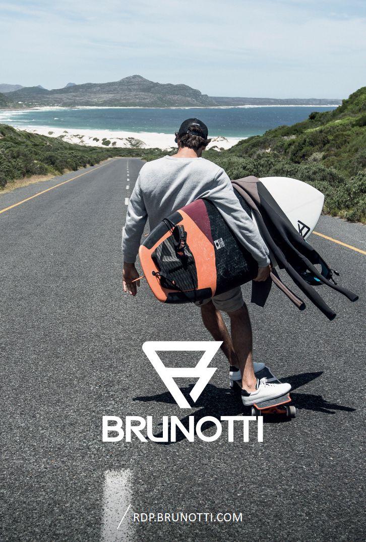 Brett Burcher #GetonBoard Brunotti 16 campaign