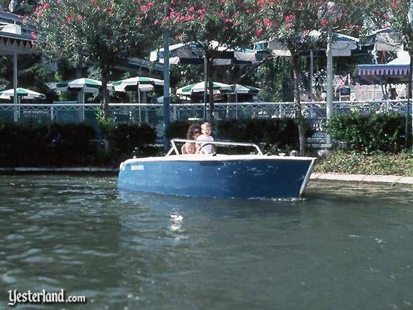 Photo of Motor Boat Cruise at Disneyland