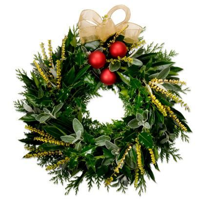 19 best pictures of christmas wreaths images on Pinterest ...