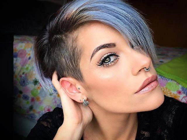 10 trendige Kurzhaarfrisuren für coole Frauen! - Neue Frisur