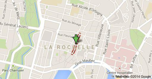 La Rochelle Tour De La Lanterne Restaurant Andre