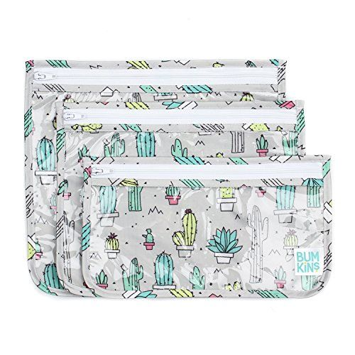 Bumkins Clear Travel Bag 3 Pack, Cacti Bumkins https://www.amazon.com/dp/B01M6DAEZ1/ref=cm_sw_r_pi_dp_x_MBG.ybCCA87Q8